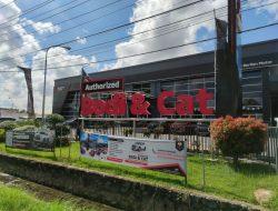 Fasilitas Resmi Perbaikan dan Pengecatan Kendaraan Mitsubishi Ke-3 di Kalimantan
