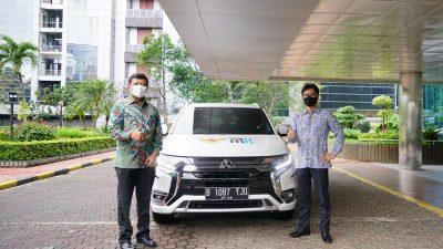 Dipacu Sang Brand Ambasssadornya Xpander AP4 Juarai Fortuna Nusantara Tropical Spory Rally 2021