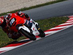 Mario Suryo Aji Siap Bertarung di Musim Ketiga FIM CEV