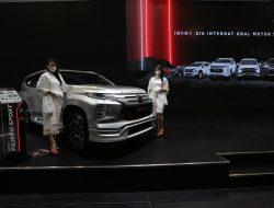 Mitsubishi Motors Hadir di IIMS Hybrid 2021