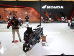 Ramaikan IIMS 2021, AHM Hadirkan 11 Model Sepeda Motor