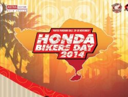 Acara Honda Bikers Day Dipadati Ribuan Bikers
