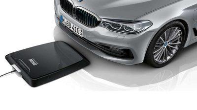 BMW i8s Kembangkan Pengisian EV Wireless