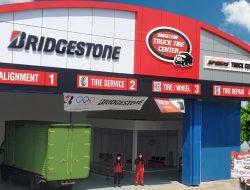 Bridgestone Truck Tire Center Pertama di Semarang Resmi Beroperasi