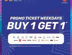Buy One Get One Tiket IIMS Hybrid 2021