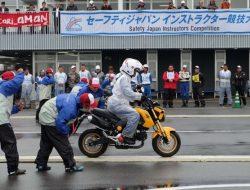 Duta AHM Raih Prestasi di Kompetisi Safety Riding Jepang