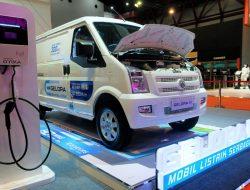 DFSK Hadirkan Gelora E, Electric Van Pertama yang Dipasarkan di Indonesia