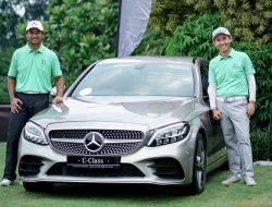 MercedesTrophy 2021 Berlangsung di Klub Golf Bogor Raya