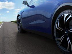 Michelin Hadirkan Ban Khusus Untuk Mobil Sport Listrik