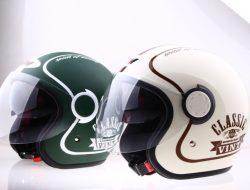 GM Vint Varian Helm GM Pelengkap Mode Klasik