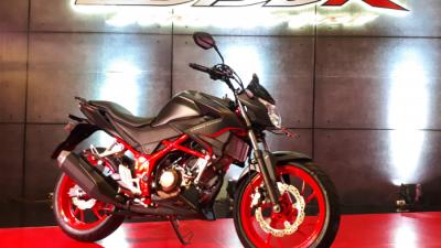 Honda CB150R StreetFire Tampil Lebih Agresif dan Sporty