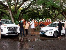 Kampanyekan EV Ecotourism Banyuwangi, Kokoon Hotel Banyuwangi Hadirkan Hyundai IONIQ Electric