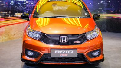 Honda Brio Sumbang Penjualan Terbanyak di IIMS 2021