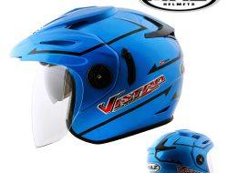 MAZ Vistro, Helm Keren, Multifungsi dan Trendy