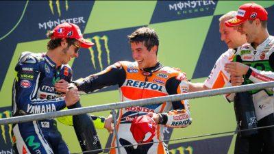 MotoGP 2014, Marc Marquez Tampil Makin Sempurna