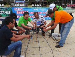 Peduli Lingkungan, AHM Restorasi Terumbu Karang di Pulau Umang