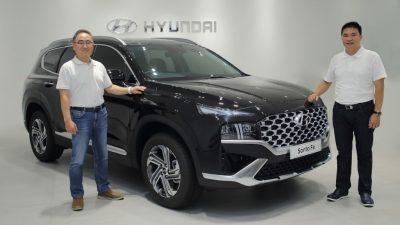 Hyundai Luncurkan New Santa Fe, Bensin dan Diesel