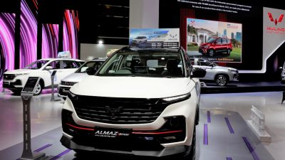 Wuling Motors Mendapat Respon Positif Selama IIMS Hybrid 2021