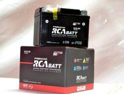 RCA Premium Batt, Aki Premium Bebas Perawatan