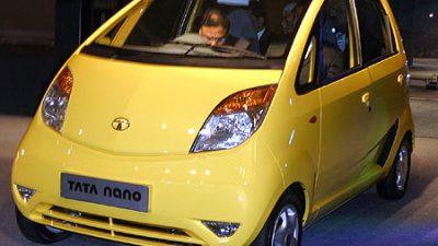 """""""Tata Nano AMT"""" Mobil Matic Paling Murah di Dunia?"""