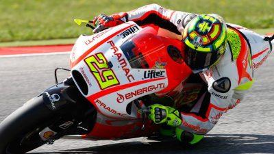 Tim Ducati: Andrea Iannone Mampu Mengimbangi Marquez