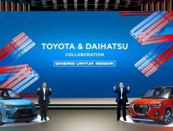 "Kolaborasi Toyota, Daihatsu, dan  Astra, ""Sinergi untuk Negeri"""