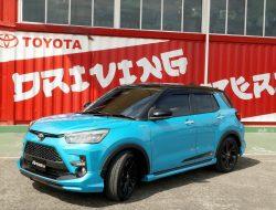 Toyota Luncurkan Raize, Ini Keunggulannya