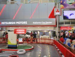 Mitsubishi Motors dan KidZania Konsisten Edukasi Anak Berlalulintas
