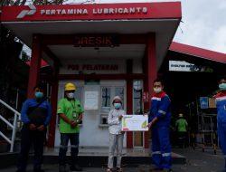 Pertamina Lubricants Santuni 1.300 Anak Yatim