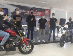 ASTRA Motor Bali Launching All New CB150R Streetfire