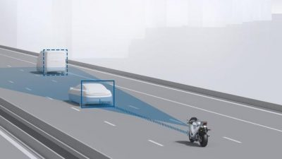 Bosch Kembangkan Teknologi Pengemudian Otomatis Dari Mobil Ke Sepeda Motor