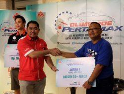 Club Toyota GCC Juara Olimpiade Pertamax Bali