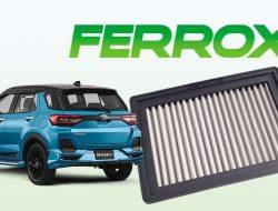 Mobil Baru Saja Dirilis, Ferrox Sudah Jual Filter Udara Toyota Raize dan Daihatsu Rocky