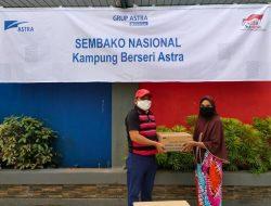 Astra Serahkan Bantuan Sembako Senilai Rp3,06 Miliar di 34 Provinsi
