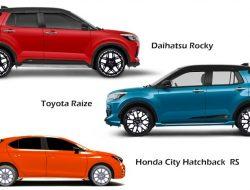HSR Wheel Hadirkan Pelek  Spesial Buat Dongkrak Ketampanan Toyota Raize, Daihatsu Rocky, dan Honda City Hatchback