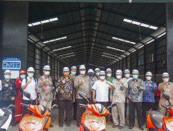Ketua Umum PERIKLINDO Meninjau Kesiapan Pabrik GESITS