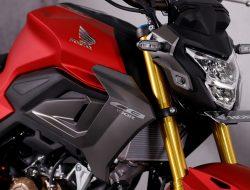 Serap Desain Big Bike, All New CB150R Streetfire Tampil Semakin Sporty dan Gagah