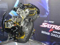 Membongkar Rahasia Suzuki All New Satria F150