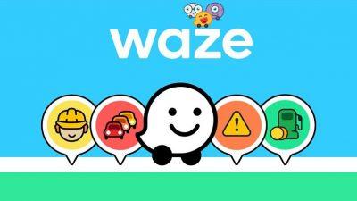 Mengintip Tampilan Baru Waze untuk Pengguna Android