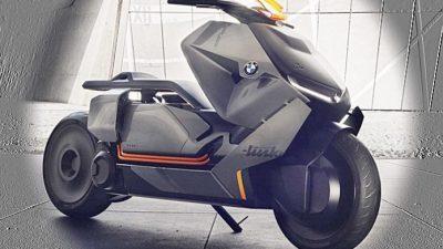 Sepeda Listrik Masa Depan Dari BMW