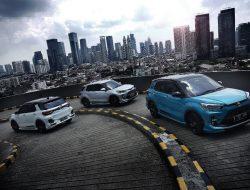 Sepekan Meluncur Toyota Raize Sudah Dipesan 1.269 Unit