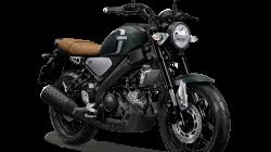 Yamaha XSR 155 Kelir Baru Tampil Makin Stylish Retro Modern