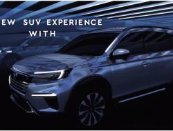 Incar Pasar LSUV Honda Perkenalkan N7X, Mobil Konsep 7 Penumpang