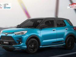 Auto2000 Gelar Test Drive Toyota Raize di Beberbagai Kota