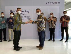 Hyundai Motors Indonesia Resmikan Diler Hyundai Pluit
