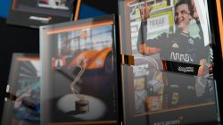 McLaren Racing Bangun Platform NFT