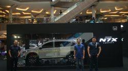 Mobil Konsep Honda N7X Di Pamerkan Keliling Indonesia