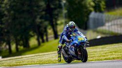 Joan Mir Hadiahkan Podium Perdana bagi Suzuki di MotoGP 2021