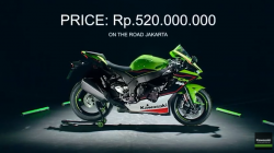 Kawasaki Luncurkan All New Ninja ZX-10R, Apa Istimewanya?