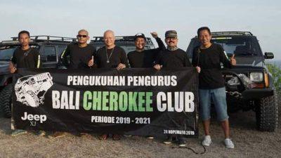 Bali Cherokee Club, Wadahnya Pecinta Jeep Cherokee Pulau Dewata